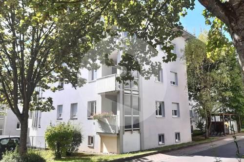 2-Zimmer-Wohnung mit Loggia in schöner Siedlungslage in Leonding!