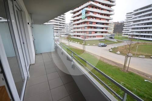 8054 Graz-Straßgang: Entzückende 2-Zimmer-Wohnung mit Balkon und Tiefgaragenplatz!