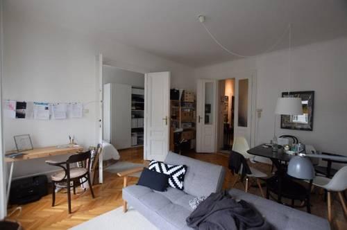 Sonnige 2-Zimmer Altbauwohnung im Cottageviertel!