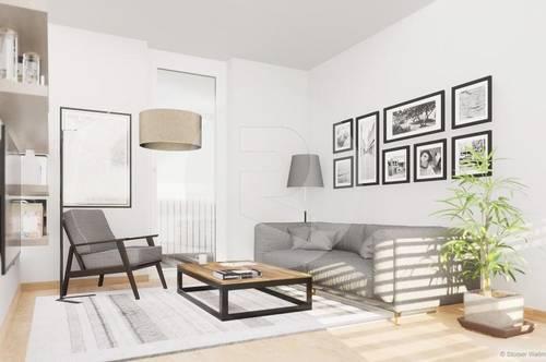 Graz-Eggenberg: Charmante 2 Zimmer-Wohnung mit Balkon