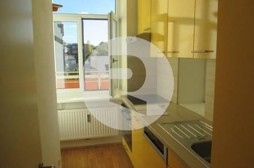 Gemütliche 2-Zimmerwohnung mit Balkon! Zentral gelegen!