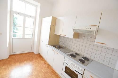 PROVISIONSFREI und im 1. Monat MIETFREI! Top-Single-Wohnung mit Balkon!