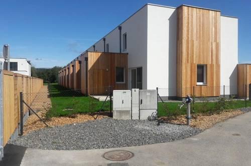 Neubau Reihenhaus in Seenähe
