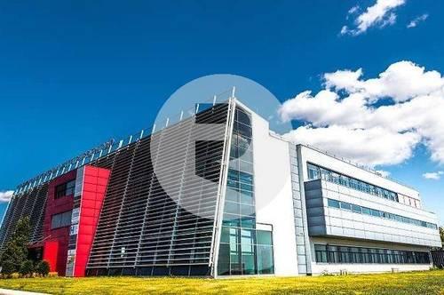 Modernes Rechenzentrum im Mittelburgenland