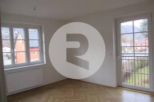 Wetzelsdorf: Helle, geräumige 3-Zimmerwohnung mit Balkon!