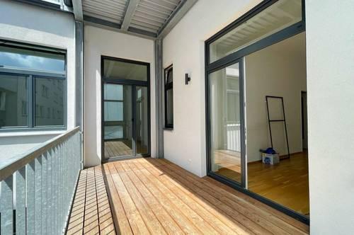 Sonnige 3-Zimmer Eigentumswohnung mit großer Loggia