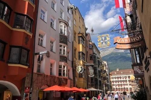 RUSTLER-Sanierte 2-Zimmer-Wohnung im Herzen der Innsbrucker Altstadt!