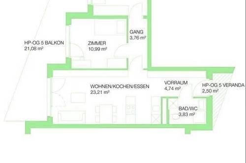 PROVISIONSFREI! 3-Zimmer-NEUBAUWOHNUNGEN für Eigennutzer und Anleger!