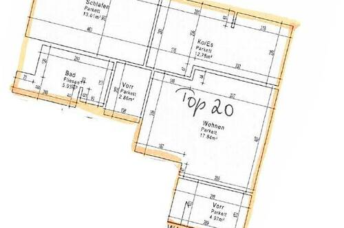 PROVISIONSFREI: Geräumige 2-Zimmer-Dachgeschoss-Wohnung!