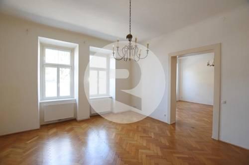 8020 Graz: Tolle 3-Zimmer-Altbauwohnung Nähe Hauptbahnhof