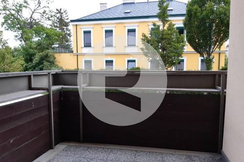 1 Zimmerwohnung mit 2 Freiflächen