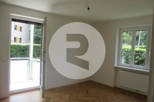 Wetzelsdorf: Geräumige, helle 3-Zimmerwohnung mit Balkon!