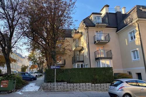 GERSTHOFER BESTLAGE: 3 Zimmerapartment mit 3 Balkonen und Garagenplatz