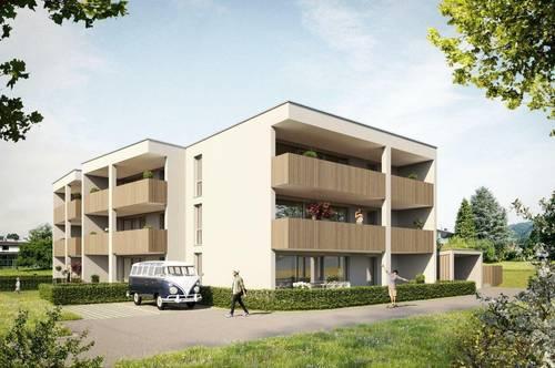 Terrassenwohnung in Dornbirn, Top W04