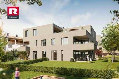 Gartenwohnung in Bregenz, Top W01
