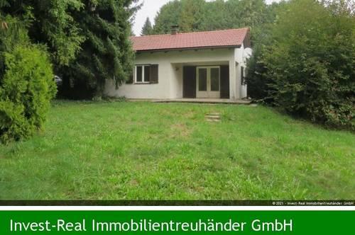 Kleines Wohnhaus mit 799m² Grund
