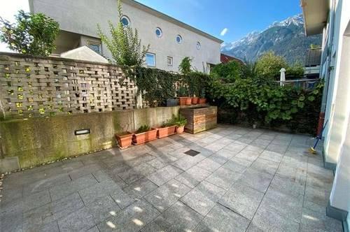 Innsbruck: Helle 2-Zimmer-Wohnung mit großer Terrasse!