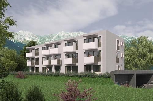Neubauprojekt! ''INN VEST 136 - top eingeteilte 3-Zimmer-Wohnung mit Garten oder Balkon