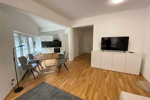 Innsbruck: Lichtdurchflutetes und modern möbliertes Loft mit 3 Zimmer