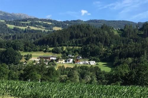 Tulfes: Schöner Baugrund am Waldrand mit privilegierter Aussicht