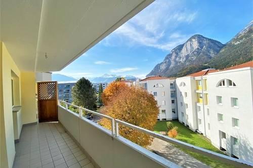 Sehr gepflegte und bestens eingeteilte 3 Zimmer-Wohnung mit Balkon!