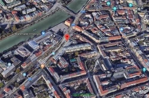 Innsbruck-Altstadt: Tiefgaragenplatz in dem Ursulinenhof