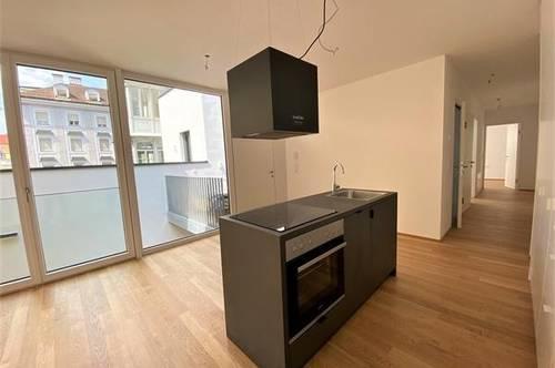 Erstbezug: Erstklassige 3-Zimmer-Wohnung in Bestlage von Innsbuck!