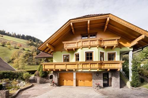 Großzügiges Wohnhaus zwischen Katschberg und Millstättersee