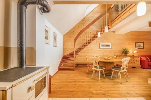 Großzügige Maisonette-Wohnung mit geschmackvoller Ausstattung