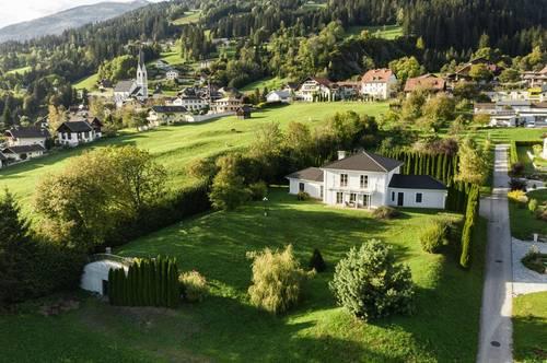 Herrschaftliche Villa nahe Weißensee