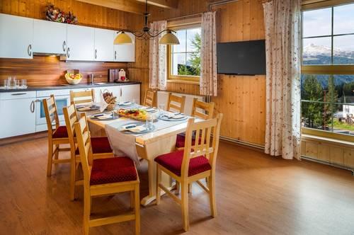 PURE Mountain Katschberg | Möbliertes 2-Zimmer-Appartement | Ski-In & Ski-Out