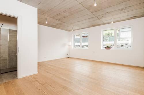 Neubau-Büro/Praxis mit Bad und Terrasse zur Miete