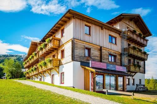 PURE Mountain Katschberg | Möbliertes 4-Zimmer-Appartement | Ski-In & Ski-Out
