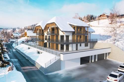 365 Haslach View | 2-Zimmer Neubau-Gartenwohnung (Top 2 oder Top 3)