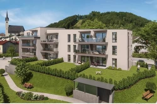 Golling Mitte - 3-Zimmer-Wohnung Top 9