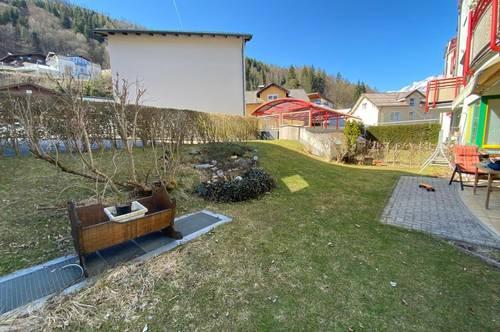 Sonnige 4-Zimmer-Gartenwohnung in zentrumsnaher Lage von Bischofshofen