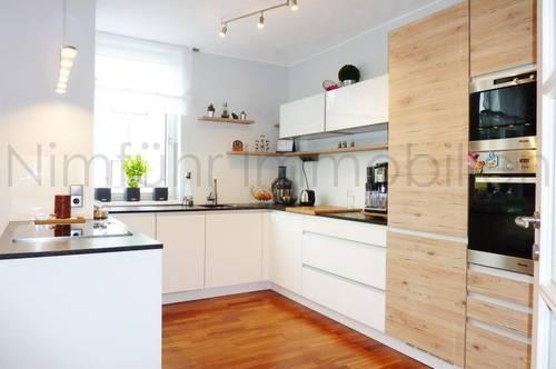 Exklusive 4-Zimmer-Maisonette in Sonnen-Ruhelage