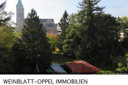 Schöne, großzügige Maisonette mit Terrassen in aller bester Grünruhe-Lage !