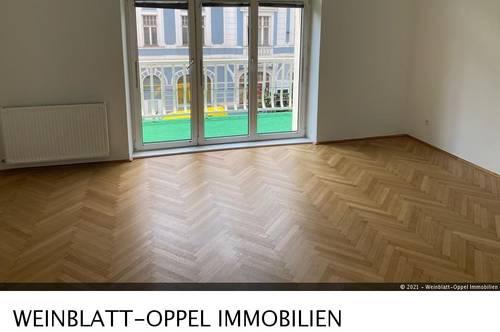 Helle 2 Zimmer Wohnung mit Balkon bei der Gersthoferstrasse