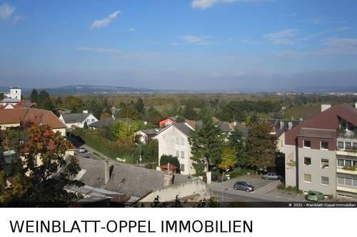 Charmante, sonnige Wohnung mit Terrasse und Fernblick