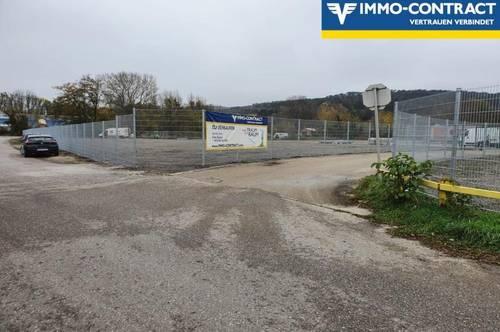 Lagerflächen, Abstellplatz, ... -  ausgezeichneter Anbindung an die A2