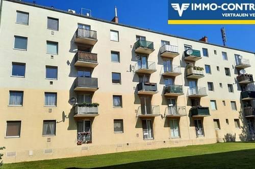 Top 2 Zimmer Wohnung mit Balkon!