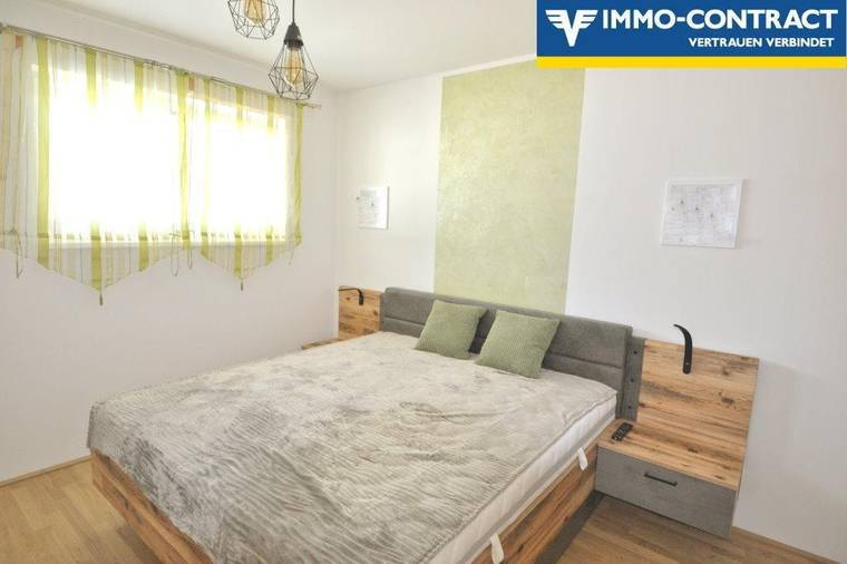 Musterwohnung - Schlafzimmer