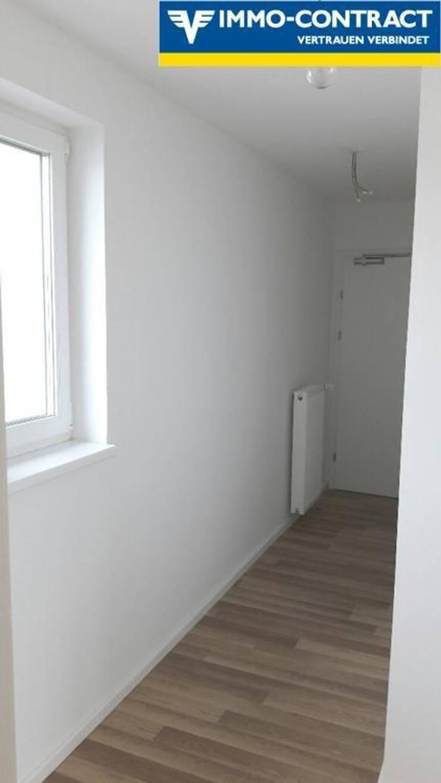 Vorraum und Eingang.