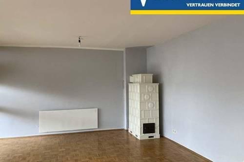 3 Zimmerwohnung in Wolkersdorf mit Kachelofen