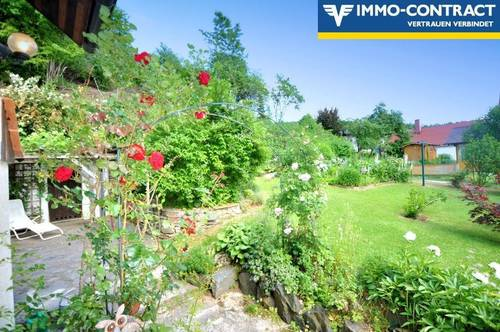 Idyllische Dorfruhelage - Geräumiges Haus mit angenehmer Gartengröße