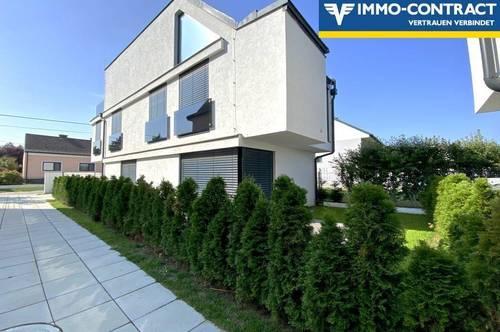 Exklusive Architekten-Villa mit großer Dachterrasse - Erstbezug !
