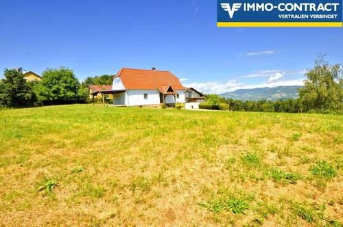 Altes Bauernhaus mit großem Baugrund daneben - Herrliche sonnige, erhöhte Lage!