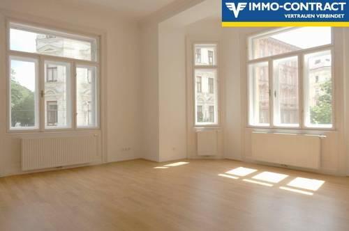 Unbefristet und Ablösefrei - Alt Wiener Wohnung in einem Gründerzeithaus