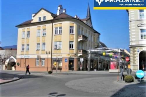 Wohn- und Geschäftshaus in der Fußgängerzone